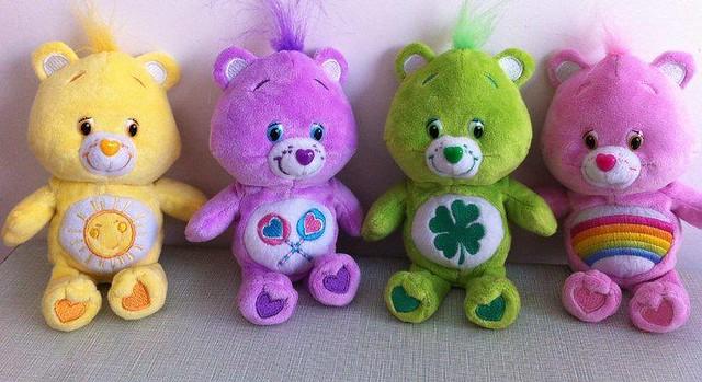 Free Care Bears!
