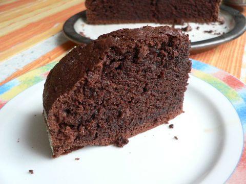 Reichhaltiger Schokoladenkuchen