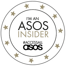 ASOS Insider Badge 250 x 250
