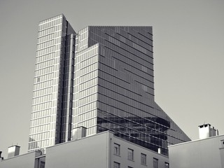 A look at the Rogier tower