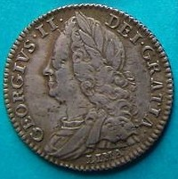 George II Lima obverse