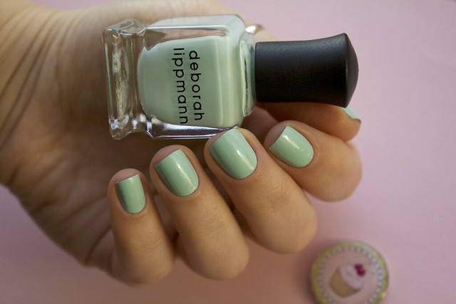 07 Deborah Lippmann Flowers In Her Hair swatches