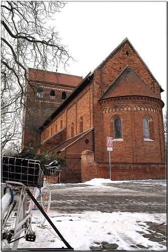 Romanische Dorfkirche / Schönhausen (Elbe)