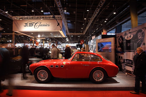 Retromobile 2014 ~ in Red