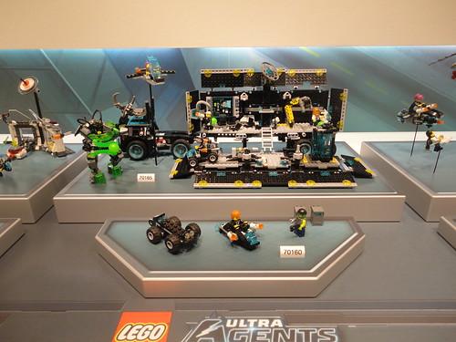 LEGO Ultra Agents 70160