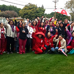 RNs Protest Management's Efforts to Undermine Patient Care at St. Rose Hospital in Hayward