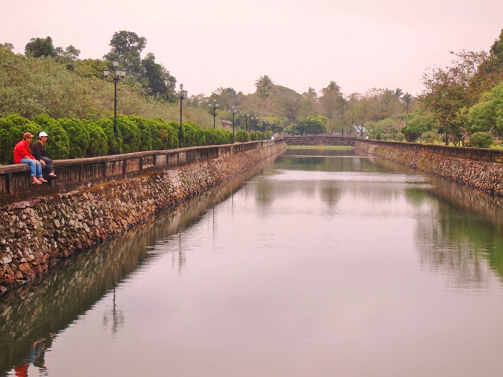The Imperial Citadel of Hue, Vietnam | life to reset