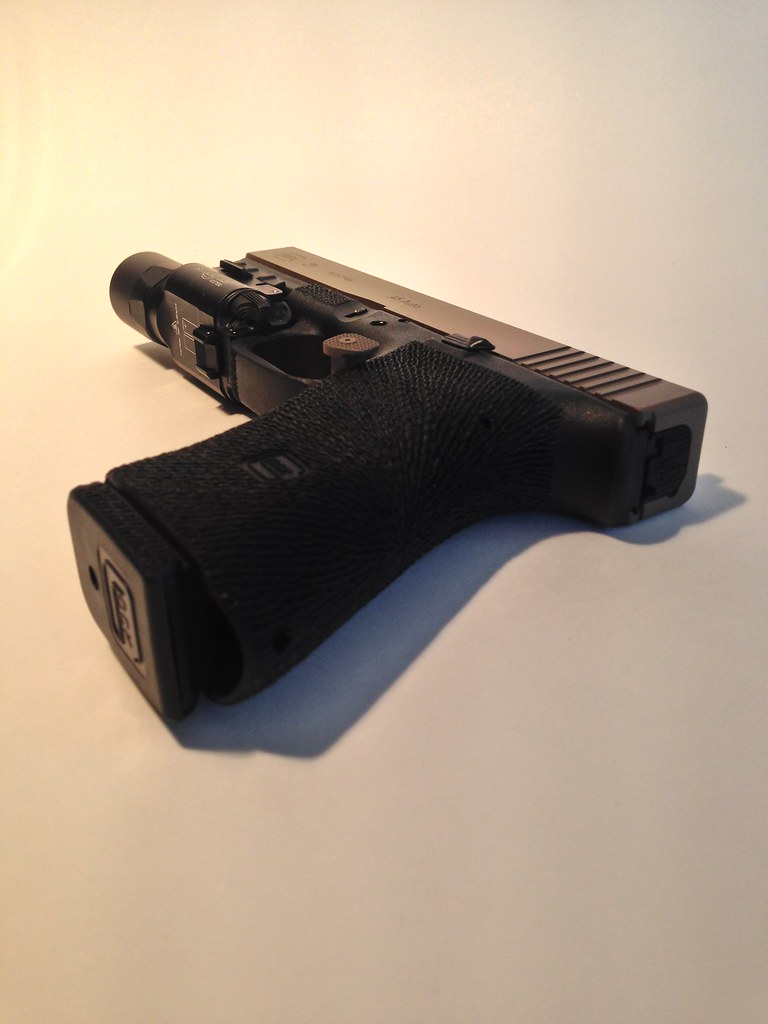 New Glock 21sf Tricked Out By Damato