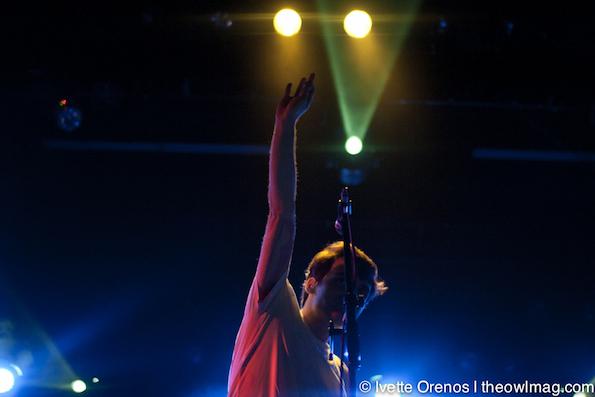 德罗德 @ El Rey Theater,La 2/7/14