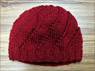 Red No-Noro Hat