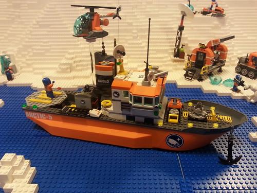 LEGO Arctic 60062
