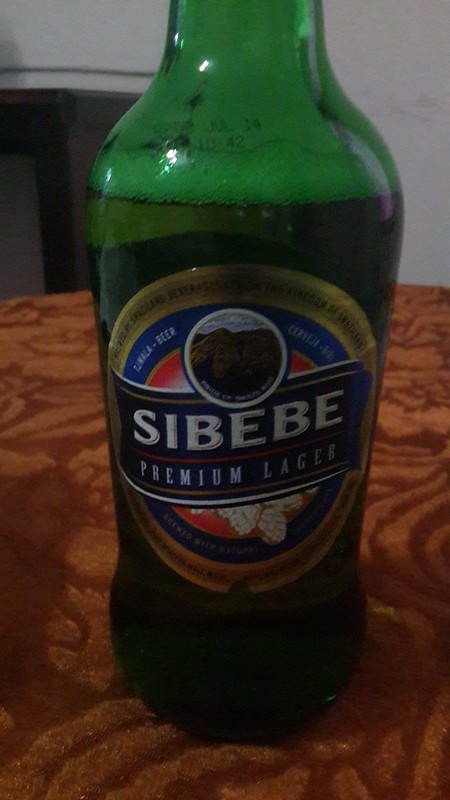 Sibebe: Swaziland's National beer