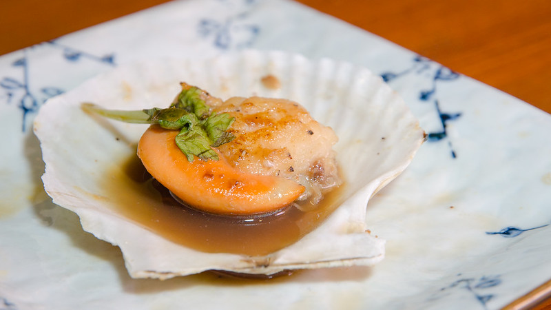 Scallop at JOGOYA Japanese Buffet Restaurant, Starhill Gallery