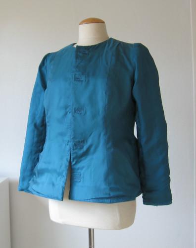 inside jacket lining