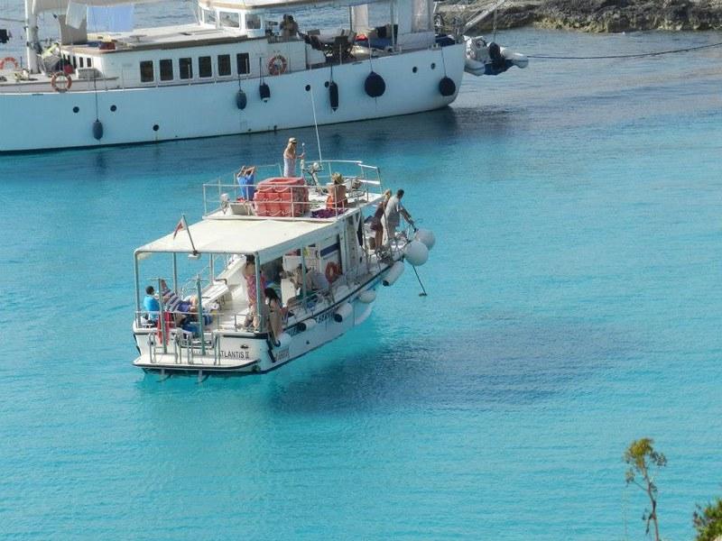 First 246 Expats Malta Boat Trip (2013)