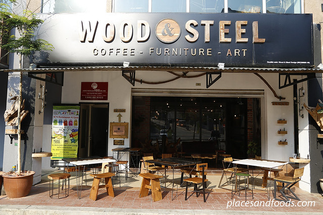 breakfast for champions wood and steel  the strand kota
