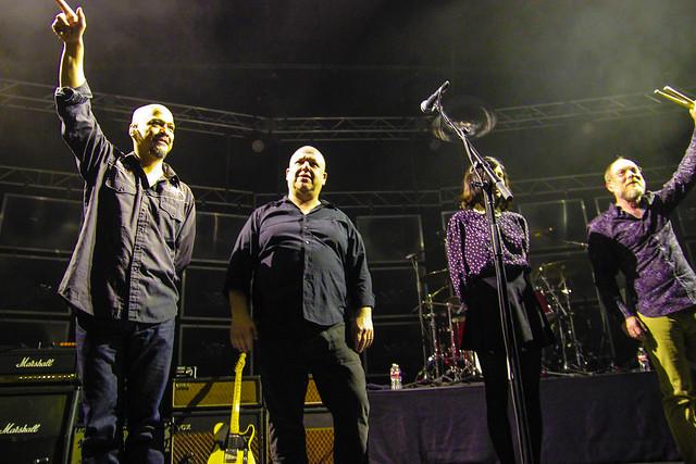 Pixies & Best Coast @ Bayou Music Center