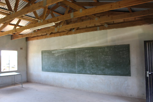 Classroom - Thuthukia Secondary School