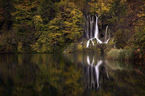 longexposure waterfall croatia plitvice
