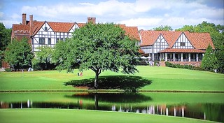 East Lake GC Clubhouse