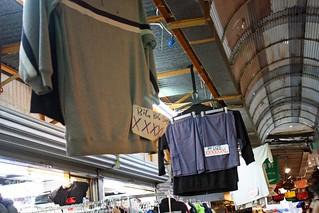 XXXXXXXXXXXXXL shirt at Stanley Market