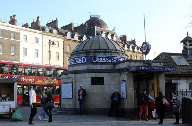 clapham common asema tube station