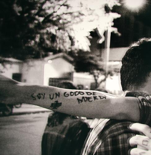 Soy un godo. by Byron Alaff Vélez
