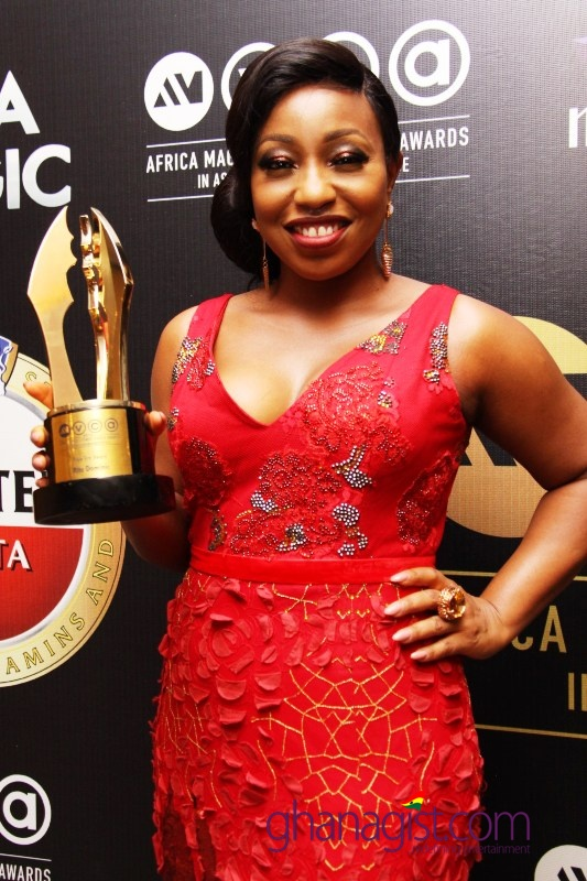 Rita Dominic Best New Era Award