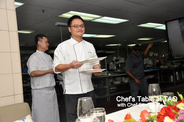 Chef's Table with Chef Sam Leong at TAO Intercontinental Kuala Lumpur 0