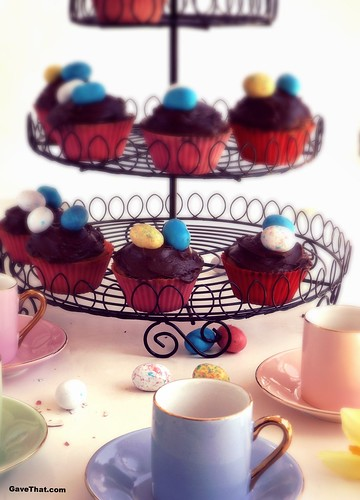 Easter Cupcake Brunch