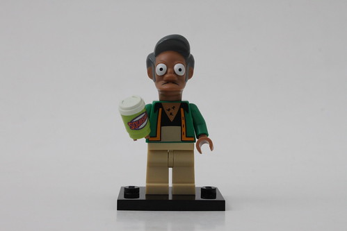 LEGO Minifigures The Simpsons Series (71005) - Apu Nahasapeemapetilon