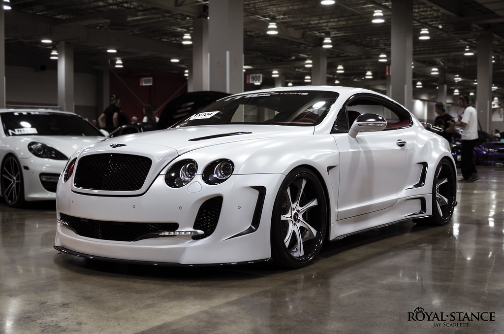 Continental GT Bentley Money