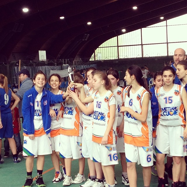 Quarte ! #aicsbasket #aiscbasketfemminile #basket #aicsforli #torneoeurocamp