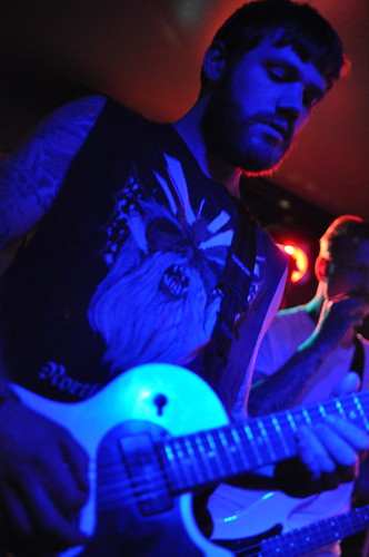 Kvelertak at Mavericks
