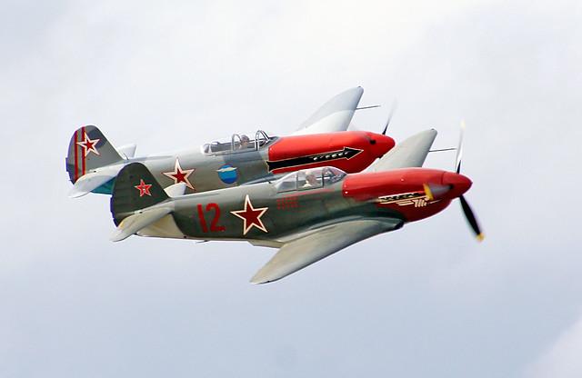 Yakovlev Yak 3-M