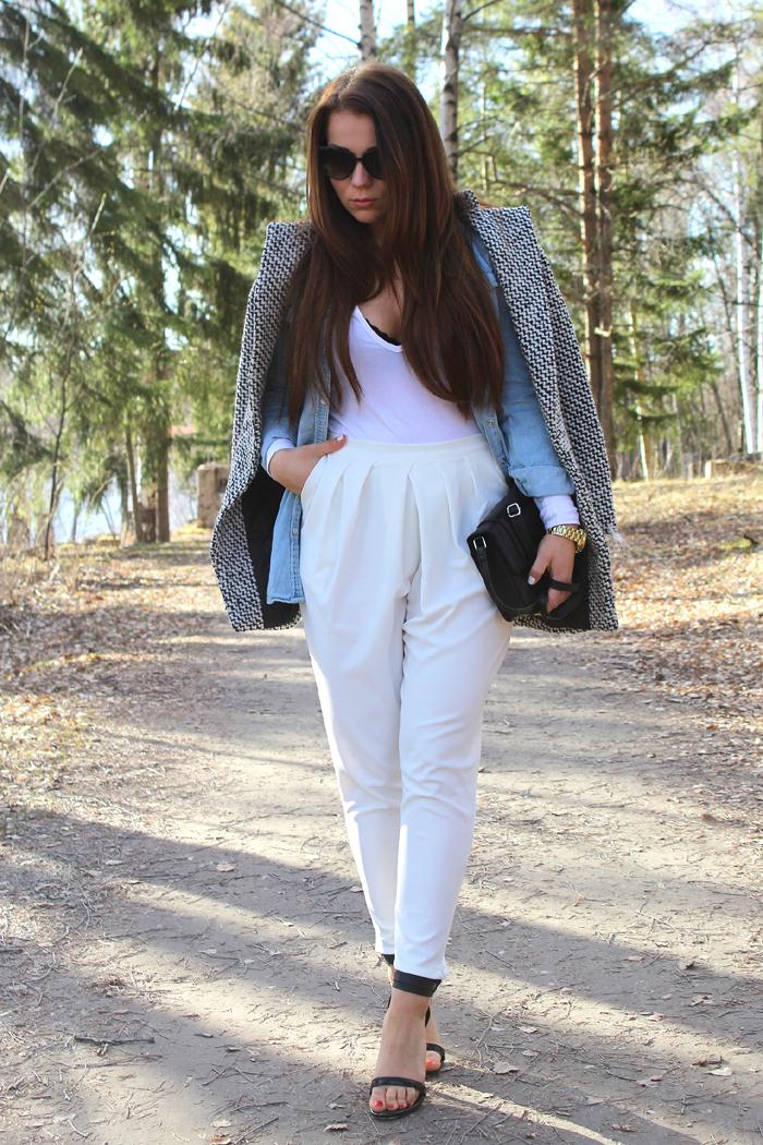 white pants 117