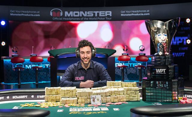 Champion Aaron Mermelstein