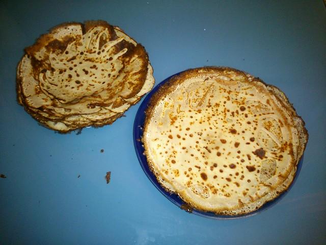 Блины // Pancakes