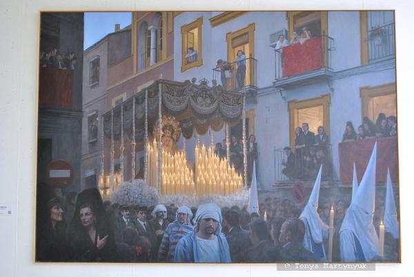 56. Guillermo Munõz Vera. Semana Santa en Sevilla, 1998