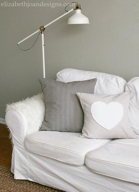 Neutral Couch Sofa Pillows