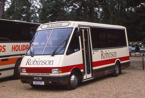 Robinson D21 CFL