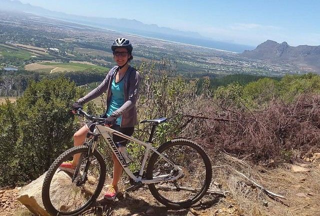 mountain biking sa