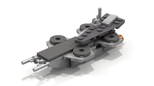 LEGO Avengers - Mini SHIELD Helicarrier