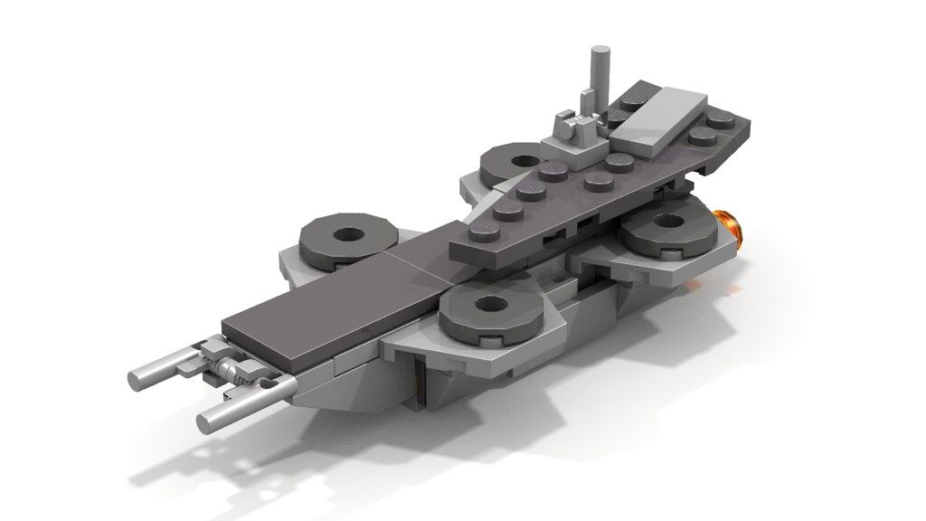 moc lego mini shield helicarrier lego licensed