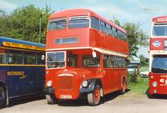 Buckinghamshire Railway Centre Bus Rally.