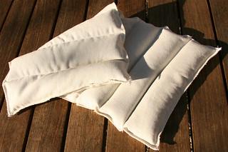 Tuto couture - bouillotte dorsale graines de lin - Etape 14