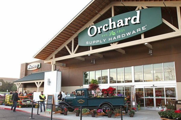 Orchard Supply Hardware opens first outpost in San Francisco