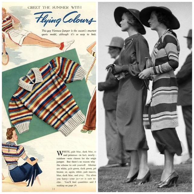 Somwhat 30's Inspiration Collage