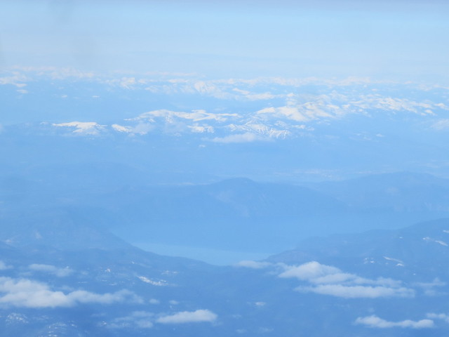 Schweitzer from the air