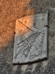 Carcassonne - Carpe Diem - Astrological Sundial